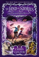 Chris Colfer - The Enchantress Returns (The Land of Stories)