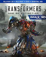Transformers [Movie] - Transformers: Age of Extinction [3D]