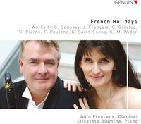 Elisaveta Blumina - French Holidays