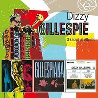 Dizzy Gillespie - 3 Essential Albums