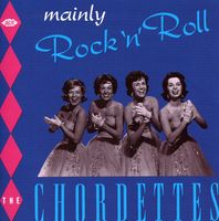 Chordettes - Mainly Rock N Roll [Import]