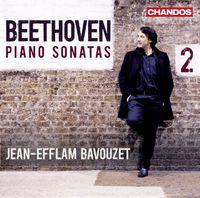 Jean-Efflam Bavouzet - Beethoven: Piano Sonatas, Vol. 2