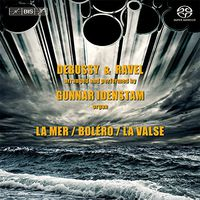 Gunnar Idenstam - Debussy & Ravel on the Organ