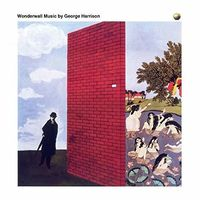 George Harrison - Wonderwall Music [Limited Edition] (Dsd) (Hqcd) (Jpn)
