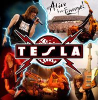 Tesla - Alive In Europe (Jpn)