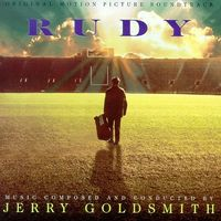 Jerry Goldsmith - Rudy [Colored Vinyl] (Grn)
