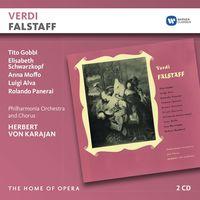 Herbert von Karajan - Verdi: Falstaff [2CD]