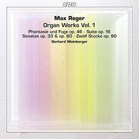 Gerhard Weinberger - Organ Works 1