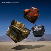 Gentle Giant - Three Piece Suite (Steven Wilson Mix/ 180g Gatefol