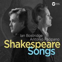 Ian Bostridge / Pappano,Antonio - Shakespeare Songs