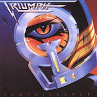 Triumph - Surveillance [Remastered]