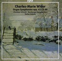 Bamberg Symphony Orchestra - Organ Symphonies Opp. 42 & 3 & 69