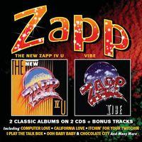 Zapp - New Zapp Iv U / Vibe [Deluxe] (Uk)