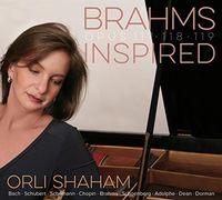 Orli Shaham - Brahms Inspired