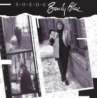 Suede - Barely Blue
