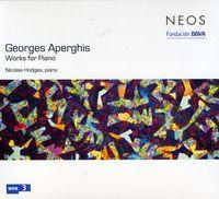 Nicolas Hodges - Works For Piano