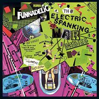 Funkadelic - Electric Spanking Of War Babies (Uk)