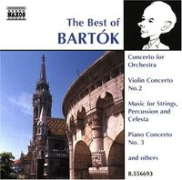 Various Artists - Best of Bartok