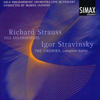 R. STRAUSS - Firebird / Till Eulenspiegels Lustige Streiche