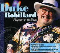 Duke Robillard - Passport To The Blues [Digipak]