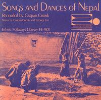 Songs & Dances Of Nepal - Songs and Dances of Nepal / Various