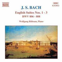 J. RHEINBERGER - English Suites 1-3