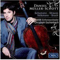 Daniel Muller-Schott - Concerto For Cello & Orchestra In A Minor Op 129