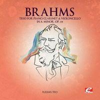 Brahms - Trio Piano Clarinet Violoncello in A minor