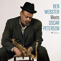 Ben Webster - Ben Webster Meets Oscar Peterson + 1 Bonus Track (Photo Cover By Jean-Pierre Leloir)