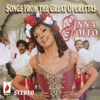 Anna Moffo - Songs From The Great Operettas [Import]