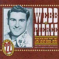 Webb Pierce - Honky Tonk Song 22 Country [Import]