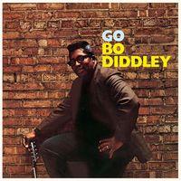 Bo Diddley - Go Bo Diddley + 2 Bonus Tracks