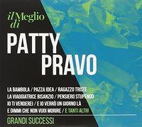 Patty Pravo - Il Meglio Di Patty Pravo: Grandi Successi