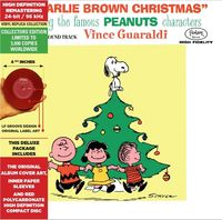 Vince Guaraldi - A Charlie Brown Christmas [Limited Edition] (Red) (Coll)