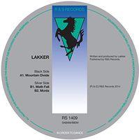 Lakker - Mountain Divide EP [Vinyl]