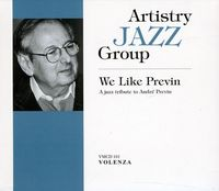 Andre Previn - We Like Previn: A Jazz Tribute to Andre Previn