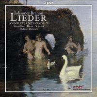 J. BRAHMS - Complete Edition 9 - Lieder