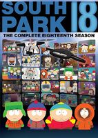 South Park [TV Series] - South Park: The Complete Eighteenth Season