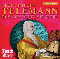 Telemann - Concerti-En-Suite