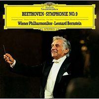 Beethoven / Leonard Bernstein - Beethoven: Symphony 9 Choral [Limited Edition] (Dsd) (Shm)