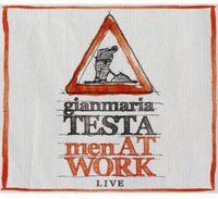 Gianmaria Testa - Men At Work: Live (Bonus Dvd)