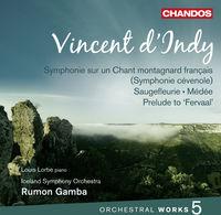 LOUIS LORTIE - Orchestral Works 5