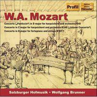 Wolfgang Brunner - Piano Concertos