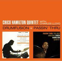 Chico Hamilton - Drumfusion + Passin Thru [Import]