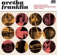 Aretha Franklin - The Atlantic Singles Collection 1967-1970 [2CD]