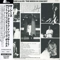 Seeds - Raw & Alive In Concert At Merlin's Music Box (Jpn)