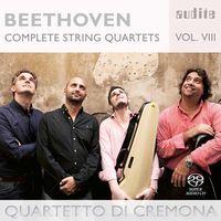 Quartetto di Cremona - Complete String Quartets 8