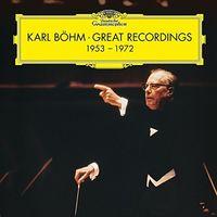 KARL BOHM - Karl Bohm Great Recordings 1953-1972