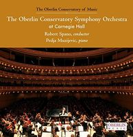 Robert Spano - The Oberlin Conservatory Symphony Orchestra At Carnegie Hall