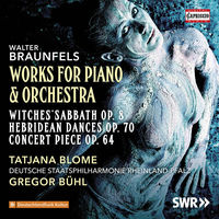 Tatjana Blome - Works for Piano & Orchestra